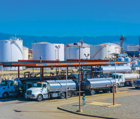 Terminal Emissions Tracking System